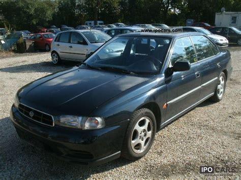 1998 subaru legacy 2 0 4wd car photo and specs