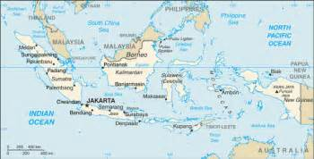 Indonesia Map World by East Amp Southeast Asia Indonesia