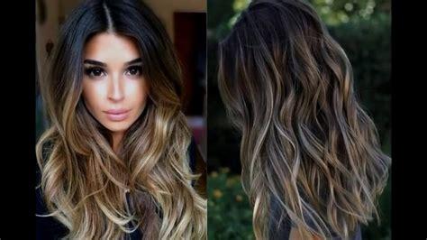 tendencias coorte de pelo verano 2017 ideas tendencias de cabello 2018 10 colores de cabello que