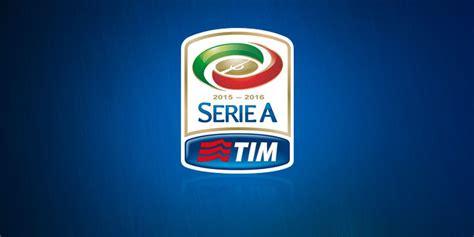 sedie a restyling per la serie a tim ecco il nuovo logo