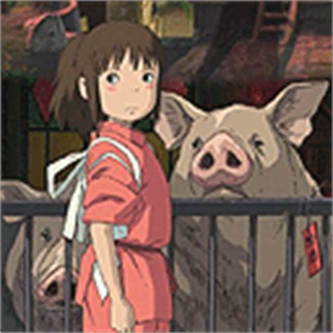 anime film where parents turn into pigs spirited away film the guardian