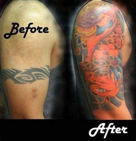 how to cover up a tribal tattoo tribal armband cover up tattoos tribal cover up