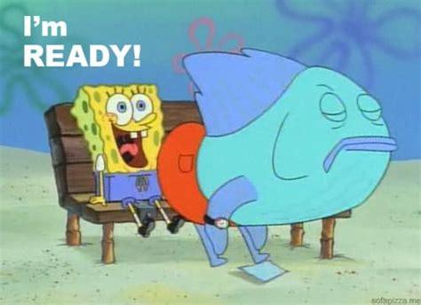 Spongebob Squarepants Ready For Laughs i m ready spongebob gif search reaction gif spongebob and search
