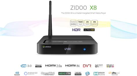 android tv box reviews zidoo x8 tv box review reviewed by android tv box review
