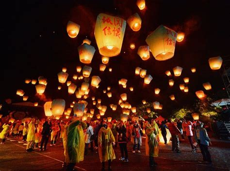 how does taiwan celebrate new year taiwan to celebrate lunar new year with annual lantern