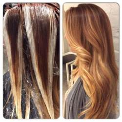 balayage color balayage is the new ombre wearingblack