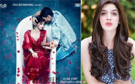 biography of film sanam teri kasam first look of mawra hocane s movie sanam teri kasam