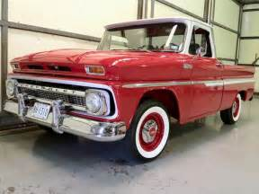 1965 chevy truck wide bed deluxe for sale