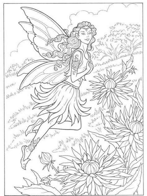 libro fairies coloring book an fairy coloring page coloring pages colorear mandalas y pintar