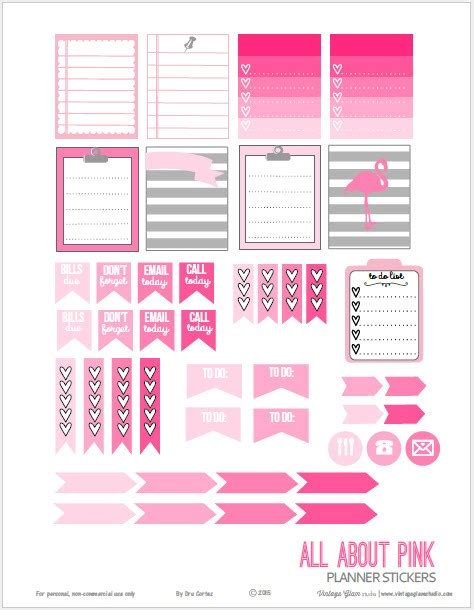 free printable life planner stickers search results for free planner sticker templates