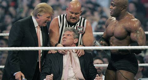 trumpmania vince mcmahon and the of america s 45th president books trump s obsession with wrestlemania and drama politico