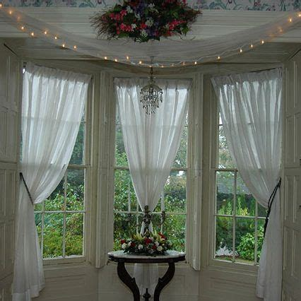 curtains for bay windows in kitchen best 25 bay window curtains ideas on bay