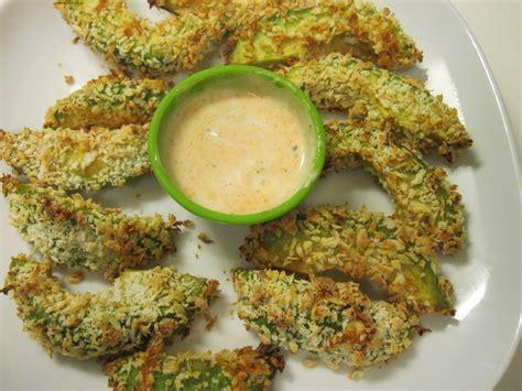 elizabeth s dutch oven baked avocado fries