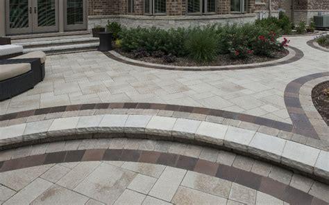 Unilock Belpasso Brick Paving Landscaping Landscape Contractors