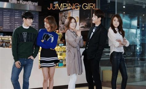 film korea romantis terbaru 2015 subtitle indonesia drama korea jumping girl 2015 subtitle indonesia kordramas