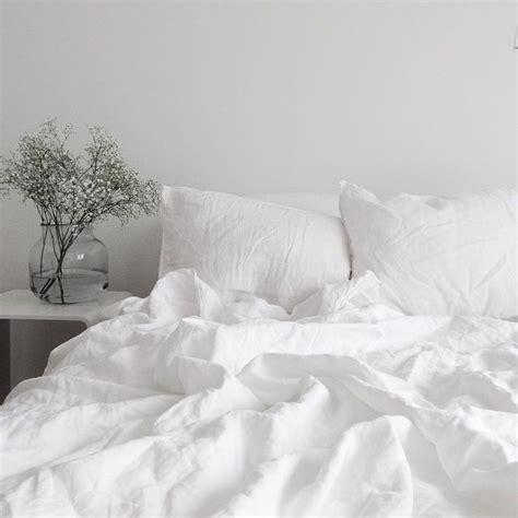 bed linen white mornings muse by maike http musebymaike