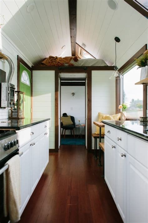 tiny heirloom s larger luxury tiny house on wheels
