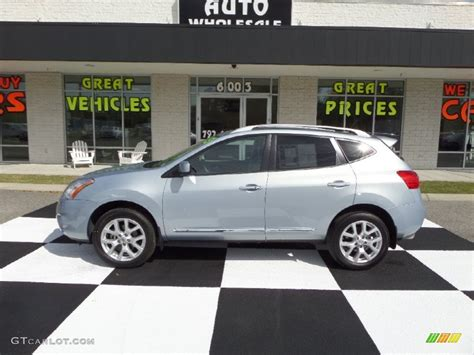 2013 silver nissan rogue 2013 brilliant silver nissan rogue sl awd 92590900