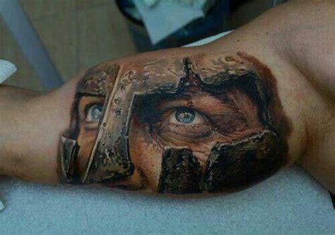 leonidas tattoo 300 king leonidas dmitriy samohin http