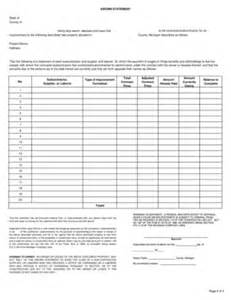 Aia A305 Template by Michigan Sworn Fill Printable Fillable Blank