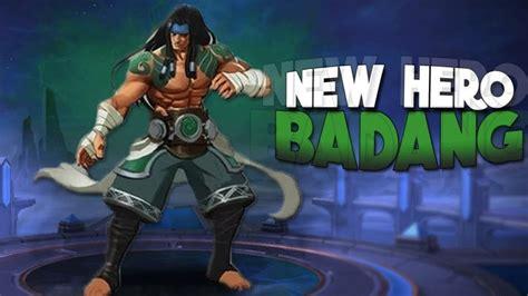 inilah  hero  ml  hero mobile legends terbaru