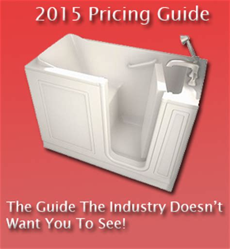 step in bathtub cost walk in bathtub prices how much do walk in tubs cost