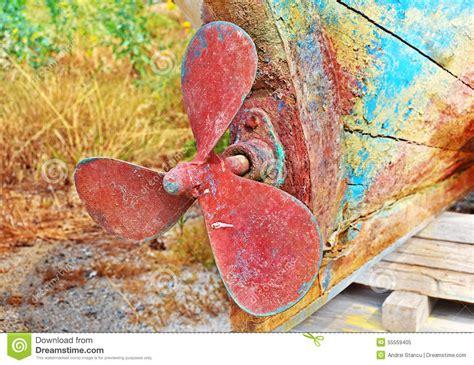 old boat propellers old boat propeller stock photography cartoondealer