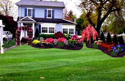 landscaping for ranch homes futuu ideas front yard flower