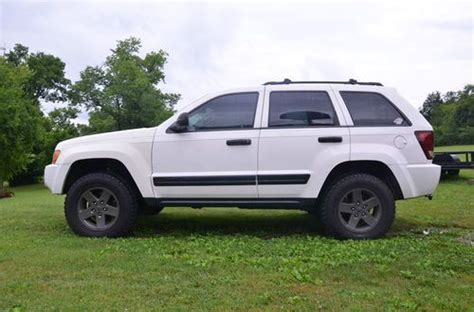 2005 Jeep Grand Leveling Kit Purchase Used 2005 Jeep Grand Loaded Lift Kit