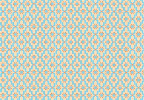 moroccan tile template moroccan tile pattern vector free vector