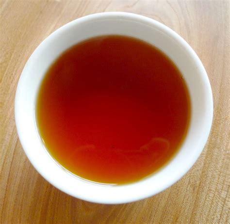 tea color china vintage special black tea miro tea