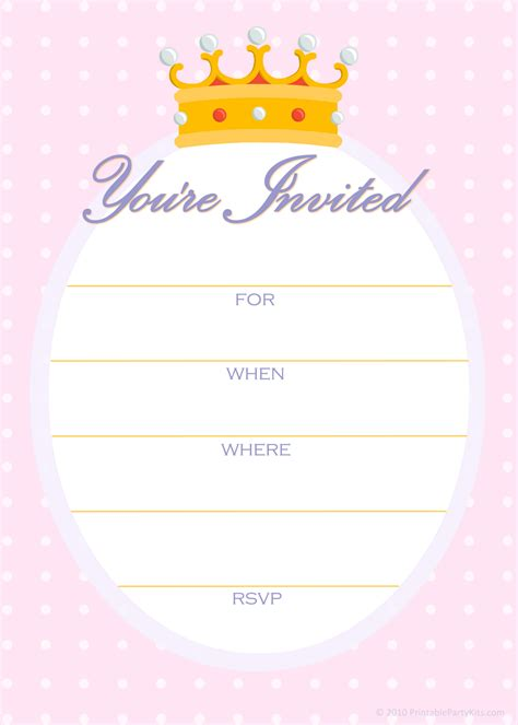 invitation template free party invitation template as amazing
