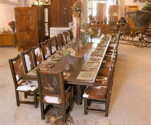 Long Dining Room Tables by Really Long Dining Room Tables