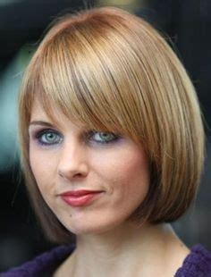 wigs for fat neck women chin length bob with bangs posts related to delicate bob