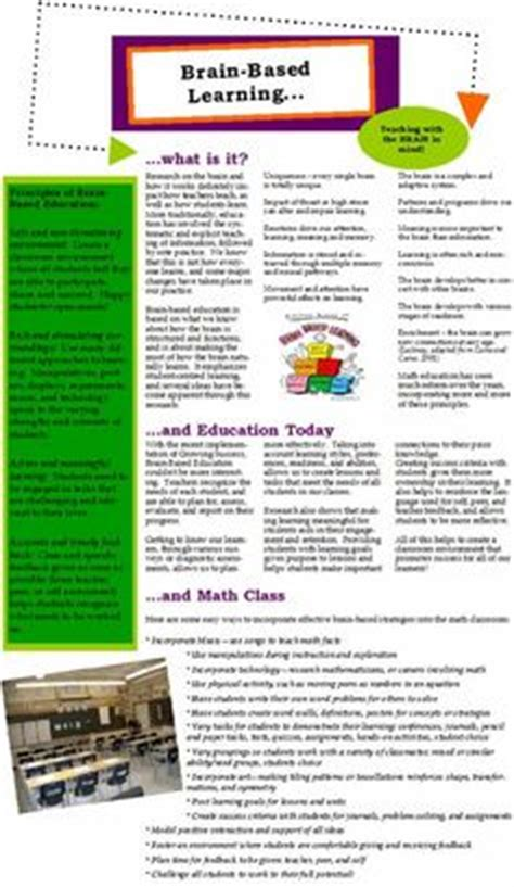 brain based lesson plan template 4mat lesson plan template search brain based
