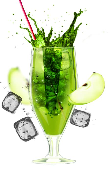green cocktail png boissons coca cola pepsi page 8