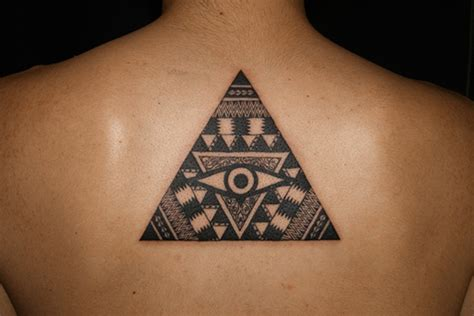 triangle tattoos meaning triangle tattoos designs ideas and meaning tattoos for you