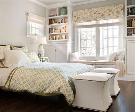 bedroom window seat traditional bedroom bhg