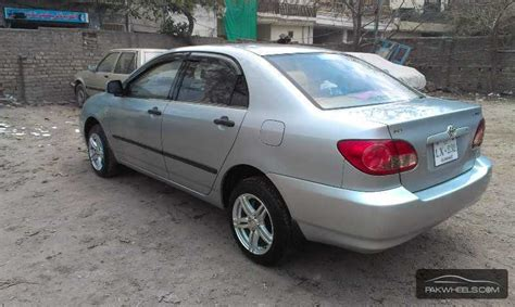 Toyota Corolla For Sale 2007 Used Toyota Corolla Gli 2007 Car For Sale In Rawalpindi