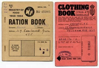pictures of ration books the world s catalog of ideas