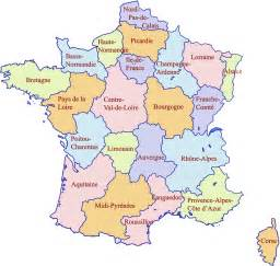 Map Of France Regions by Largest Most Detailed Map Of France And The Flag Travel
