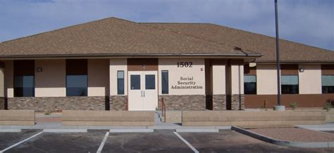 Social Administration Office by Needles Ca Social Security Offices
