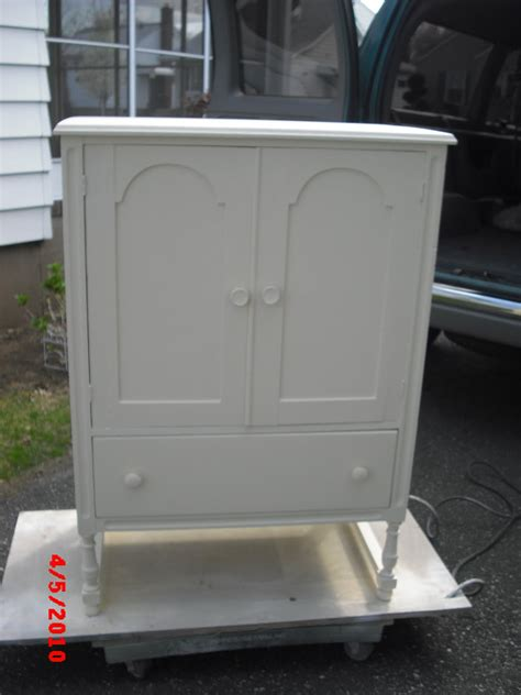 white chifferobe armoire handpainted furniture blog shabby chic vintage painted