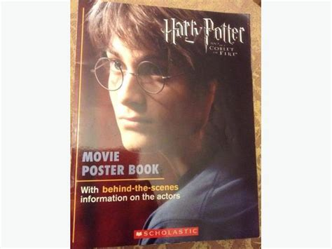 Goblet Of Book Report by Quot Harry Potter And The Goblet Of Quot Poster Book Esquimalt View Royal