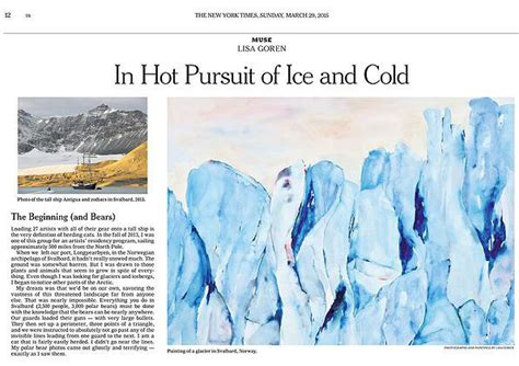 new york times travel section sunday lisa goren in the new york times stu art supplies