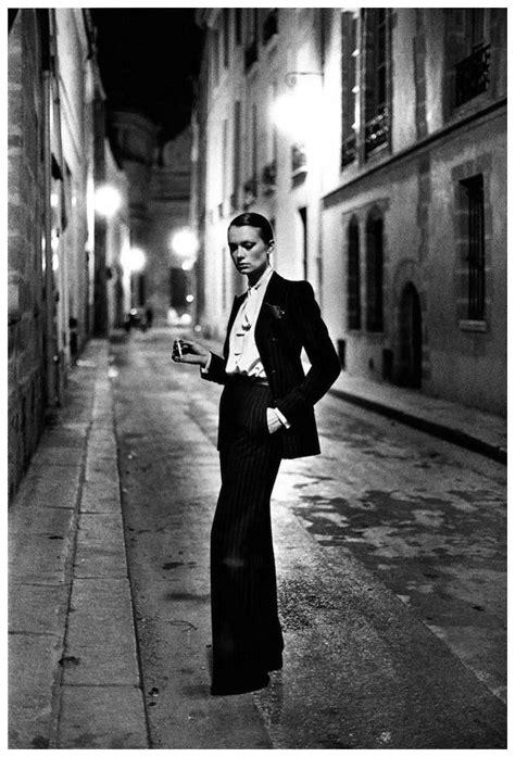 Helmut Newton - Rue Aubriot, French Vogue dalla serie