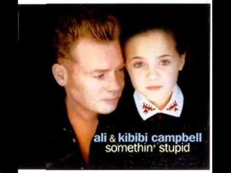 ali cbell feat bitty mclean would i lie to you ali cbell kibibi cbell somethin n stupid
