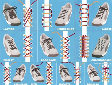 soft minds different ways to tie shoelaces