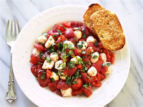Roasted Tomatoes Ina Garten Baked Cherry Tomatoes With Garlic