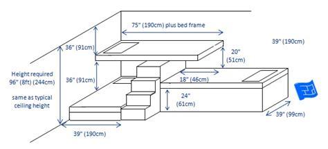 L Shaped Loft Beds Built In Bunk Beds
